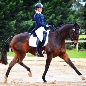 Jade Kluske | Equine Finance Solutions Rider